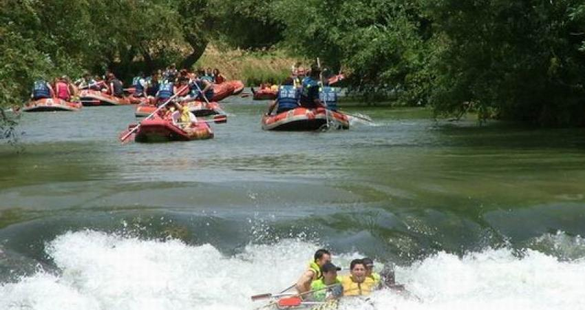 Kfar Blum Kayaks   Explore Israel