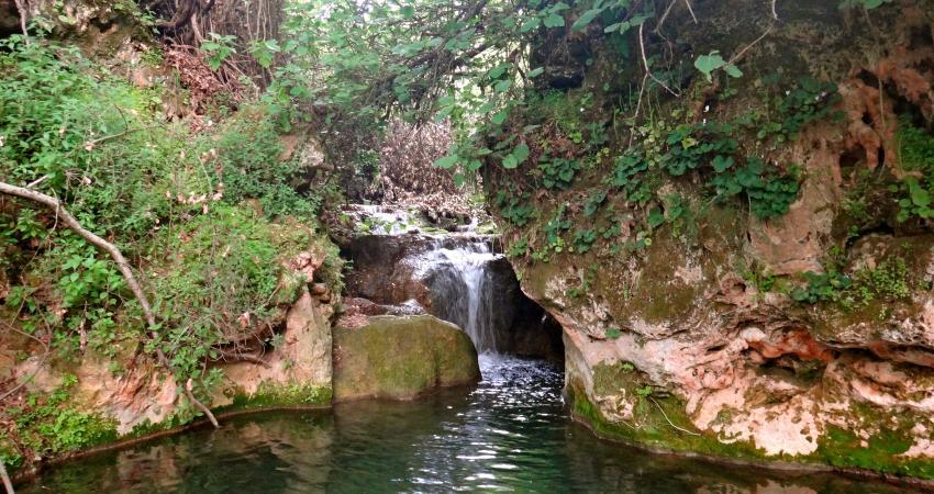 Amud nahal amud nature reserve | explore israel